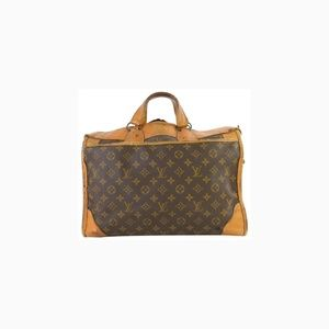 Louis Vuitton (Ultra Rare) Vintage Travel Bag